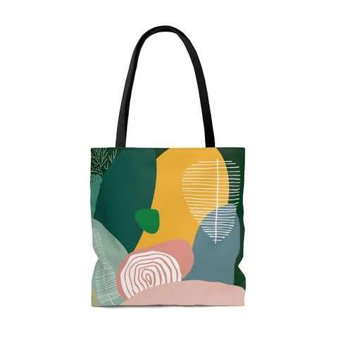 Tote Bag-Spring Has Sprung - Sweet Dragon Mama