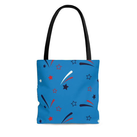 Celebrate the Fourth Tote Bag - Sweet Dragon Mama