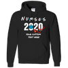 Image of Nurses 2020 Hoodie - Sweet Dragon Mama