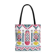 Feather Joy Tote Bag - Sweet Dragon Mama