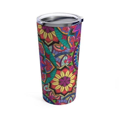 Sunflower Burst Tumbler 20oz