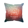Image of Everything And Always - Personalized Pillow Cover - Sweet Dragon Mama