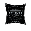 Image of Atlanta Football Fan Personalized Cover - Sweet Dragon Mama