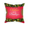 Image of Christmas Bunting -Personalized  Pillow Cover