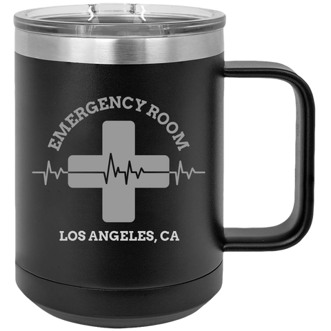 Emergency Room Custom 15oz Tumbler