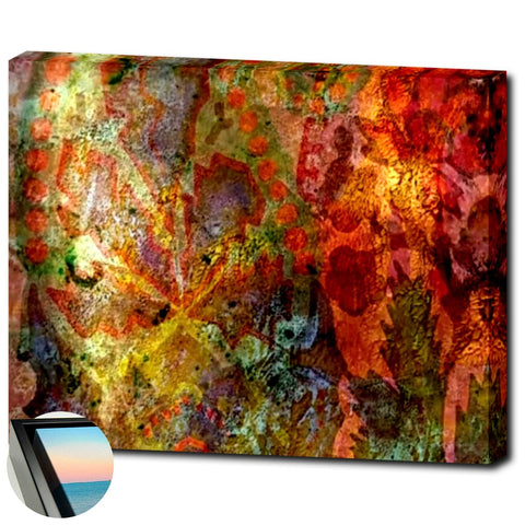 Morning Sunrise- Premium Canvas Gallery Wrap