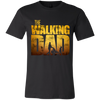 Image of The Walking Dad Bella Short-Sleeve T-Shirt