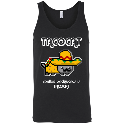 TacoCat 3480 Bella + Canvas Unisex Tank - Sweet Dragon Mama