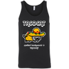 Image of TacoCat 3480 Bella + Canvas Unisex Tank - Sweet Dragon Mama
