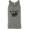 Image of Adventure Awaits 3480 Bella + Canvas Unisex Tank