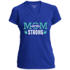 Image of Mom Strong Sport-Tek Ladies' Performance T-Shirt