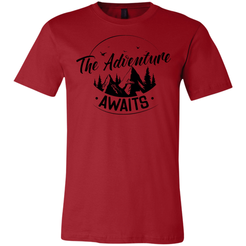 Adventure Awaits Short-Sleeve T-Shirt