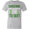 Image of Gardening Isn't An Addiction Unisex  Short-Sleeve T-Shirt