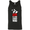 Image of Love is a Four Legged Word Bella + Canvas Unisex Tank