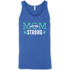 Image of Mom Strong Bella Unisex Tank