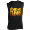 Image of The Walking Dad Sport-Tek Performance T-Shirt