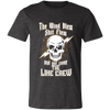 Image of Out Came the Line Crew Bella Unisex  Short-Sleeve T-Shirt