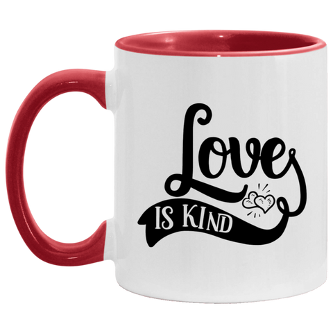 Love is Kind Accent Mug
