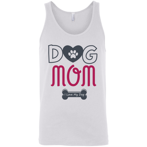 Dog Mom Bella Unisex Tank