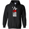 Image of Love is a Four Legged Word Gildan Pullover Hoodie 8 oz.