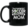 Image of Favorite Soccer Player Calls Me Mom Mugs