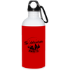 Image of Adventure Awaits 20 oz. Stainless Steel Water Bottle