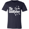 Image of The Goodfather Bella Jersey Short-Sleeve T-Shirt
