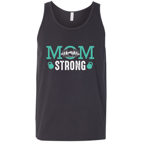Mom Strong Bella Unisex Tank - Sweet Dragon Mama