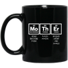 Image of Mother Elements Black Mugs - Sweet Dragon Mama