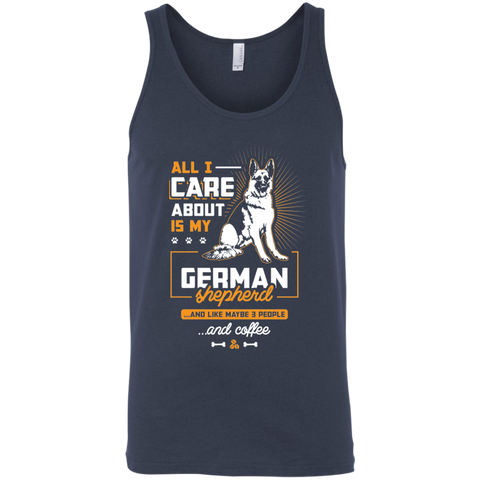 All I Care About.. Unisex Tank - Sweet Dragon Mama