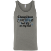 Image of Haven't Been Everywhere.. 3480 Bella + Canvas Unisex Tank