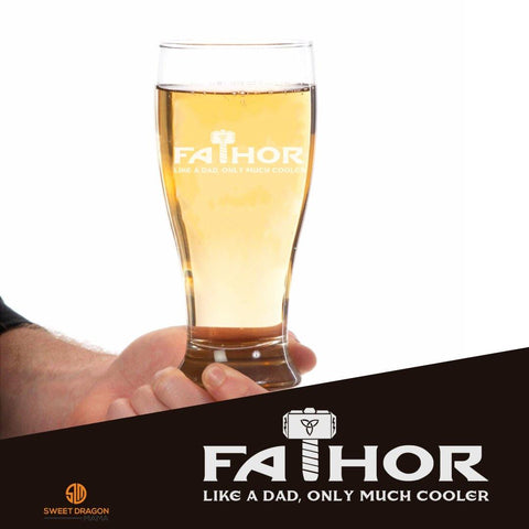 FaThor Pilsner Glass