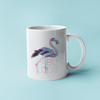 Image of Fabulous Flamingo White Mugs