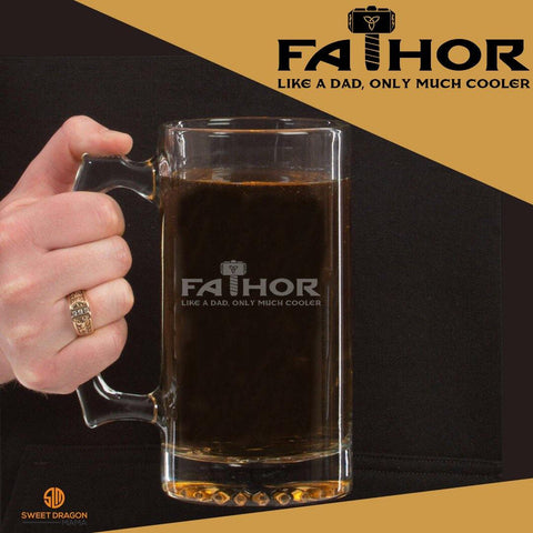 FaThor Beer Mugs