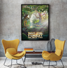 Image of Forest Wisdom Canvas Wrap