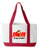 Image of Mom- The Real Superhero Tote Bag
