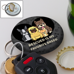 Rescued My Favorite Magnetic KeyRing BottleCap Opener