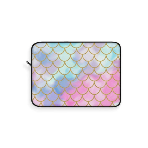 Mermaid Memories Laptop Sleeve - Sweet Dragon Mama