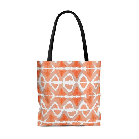 Peachy Tote Bag - Sweet Dragon Mama