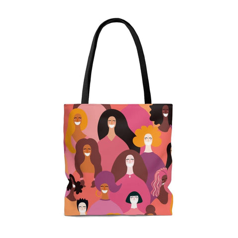 Girl Power Tote Bag - Sweet Dragon Mama