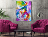 Image of Dance Power-Canvas Gallery Wrap-2 sizes