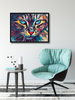 "Image of ""Jungle Kitty""- Premium Canvas Gallery Wrap"