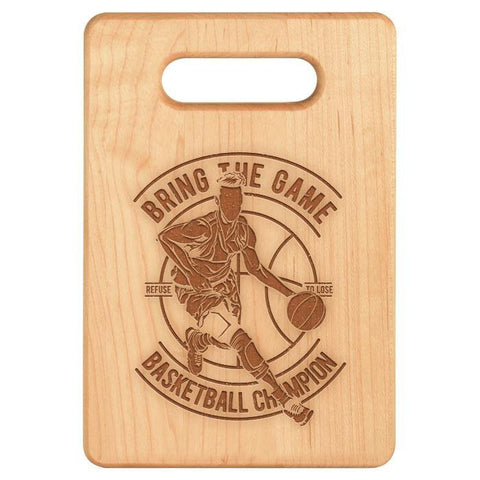 Bring the Game Cutting Board/Charcuterie platter
