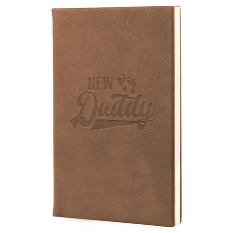 Engraved Journal-New Daddy