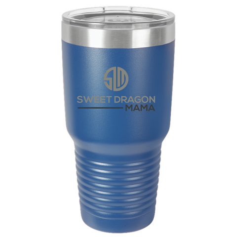 Sweet Dragon Mama Polar Camel 30oz Ringneck Tumbler - Sweet Dragon Mama