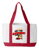 Image of Part Time Superhero Tote Bag - Sweet Dragon Mama