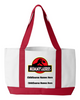 Image of Mummysaurus Personalized Tote Bag - Sweet Dragon Mama