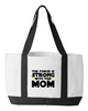Image of The Force is Strong Tote Bag