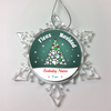 Image of Fleas Navidad-Personalized Christmas Ornament