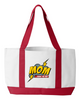 Image of Mom Saves the Day Tote Bag